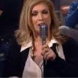 """Iva Zanicchi manda a quel paese il pubblico de """"La Gabbia"""""""
