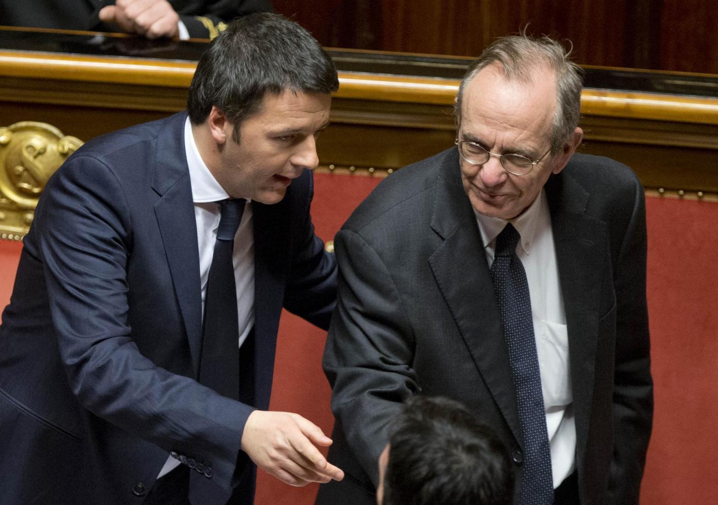 Privatizzazioni Renzi: Eni, Enav, Fincantieri... piano dal 2014 al 2017