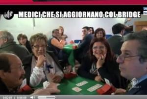 """Le Iene: """"Medici giocano a bridge per aggiornarsi"""". Loro: """"Insegna il coaching"""""""