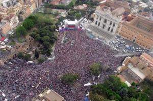 Concerto 1 maggio 2014 Roma e Taranto: cantanti, scaletta e orari tv