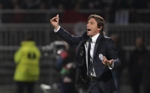 Prossimo turno Serie A: Roma-Atalanta sabato, Udinese-Juventus lunedì Conte nella foto LaPresse