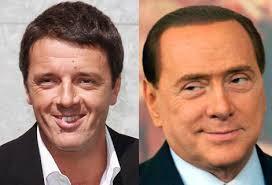 """Renzi par condicio e no """"Amici"""", Berlusconi conflitto d'interessi e spopola in tv"""