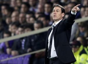 """Rudi Garcia: """"Antonio Conte mi sembra un po' nervoso..."""""""