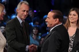 Marco Travaglio: Berlusconi si penta, mi loda (cattivo e intelligente) ma mente