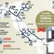 La mappa dei tutor in Italia (fonte Il Giornale)