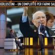 """Berlusconi """"cacciato"""" da Quinta Colonna. Rischiava di violare il rientro a casa (VIDEO) - 3"""