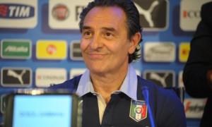 Italia-Irlanda, Cesare Prandelli in conferenza stampa (LaPresse)