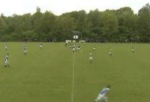 Olanda, Bart van der Veer. Pronti via ed è subito gol (video)