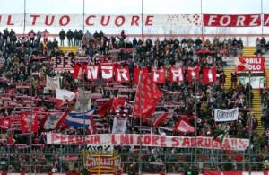 Perugia in Serie B, festa grande per i tifosi biancorossi (LaPresse)