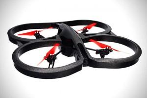 Un drone giocattolo (foto d'archivio)