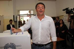 Europee a grande sorpresa, proiezioni: Renzi boom al 40% doppia Grillo al 22%