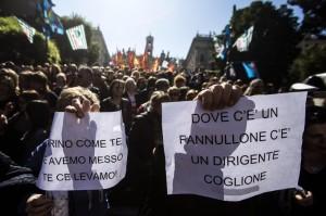 Comune di Roma, dipendenti in sciopero il 19 maggio