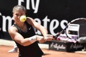 Tennis, Internazionali Roma: Sara Errani si ritira e perde anche doppio (LaPresse)