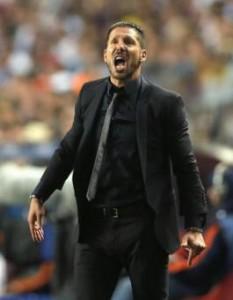 """Atletico Madrid, Simeone: """"Finale Champions non merita neppure una lacrima"""" (LaPresse)"""