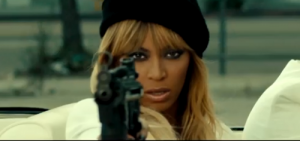 "Beyoncé e Jay Z come Bonnie&Clyde nel video ""Run"""