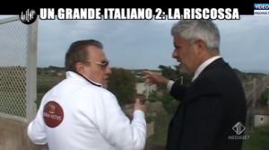 Le Iene: Enrico Lucci, Giancarlo Parretti e Roma Vetus, un progetto faraonico