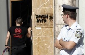 Alba Dorata: un poliziotto greco su due l'ha votata