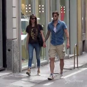 Ricky Alvarez si gode l'anticipo d'estate con la sua Mariana