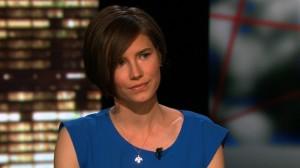 """Amanda Knox alla Cnn: """"Non ho ucciso la mia amica Meredith Kercher"""