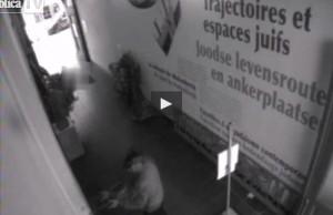 Attentato antisemita a Bruxelles, il video dell'attacco al museo