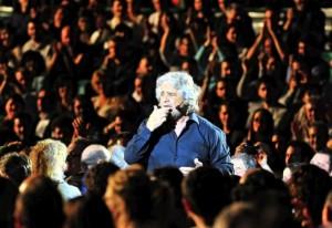 Marco Travaglio: allarme! Beppe Grillo o Grillo talpa? Si ai Verdi non a Farage
