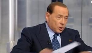 "Berlusconi: ""Merkel culona inchiavabile? Mai detto"""