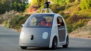Google lancia Big G, l'auto che si guida da sola