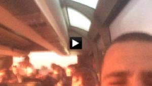 Scudetto Juventus, Bonucci capo ultrà nel pullman della squadra (VIDEO)