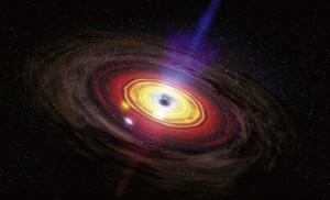 Via Lattea, buco nero nel centro della galassia o strada per un altro universo