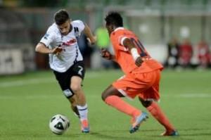 Marco D'Alessandro, calciatore nel mirino del Genoa (LaPresse)
