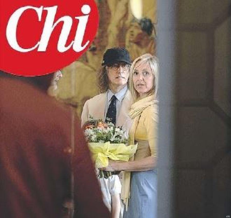Gianroberto Casaleggio sposo no privacy. Lei: Elena una signora web di mezza età