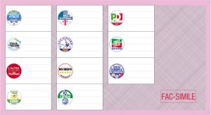 Elezioni Europee, Circoscrizione Isole: candidati e liste