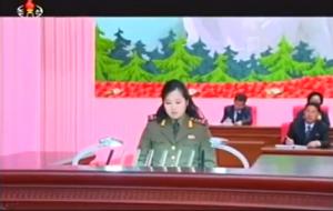 Corea del Nord: Hyon Song-wol, la fidanzata di Kim John-un riappare in pubblico