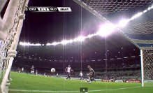 Cruzeiro, incredibile doppio palo di Moreno (video)
