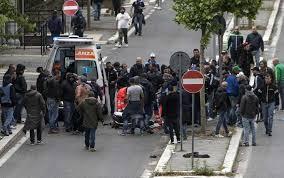 """Poliziotto al Messaggero: """"Mandati da un'altra parte, mentre all'Olimpico sparavano"""""""