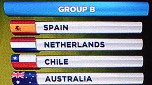 Mondiali 2014, girone B: Spagna, Olanda, Cile e Australia (partite, orari e convocati)