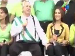 Percy Fernandez, il sindaco boliviano col vizio di palpeggiare le donne