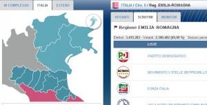 Europee, preferenze Emilia Romagna: candidati e liste. Paolo De Castro 54mila