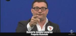 """Le Iene, Roberto Jonghi Lavarini: """"Fascismo? Tranne qualche sana manganellata e qualche bicchierino di olio di ricino non è mai successo nulla"""""""