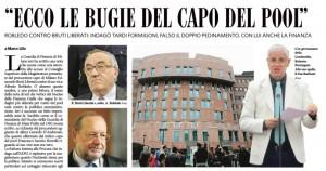 """Expo 2015, Robledo contro Bruti Liberati: """"Ecco le bugie del capo del pool"""""""