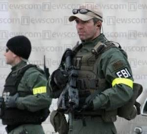 Agenti dell' Fbi