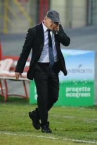 Beppe Iachini, allenatore del Palermo capolista (LaPresse)