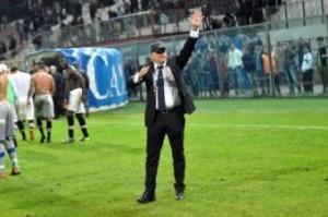 Beppe Iachini, allenatore del Palermo (LaPresse)