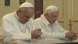 Una Chiesa, due papi. Benedetto ha rinunciato a metà, chi è il vero pontefice?