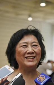 La giornalista Gao Yu