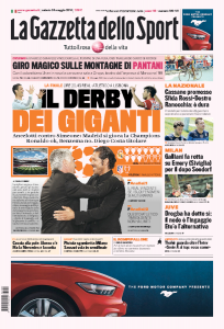 Giro d'Italia 'magico' sulle montagne di Marco Pantani (Gazzetta dello Sport)