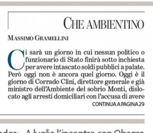 Il Buongiorno di Gramellini