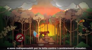 """Marion Cotillard per Greenpeace: """"Il legno illegale uccide l'Amazzonia"""""""