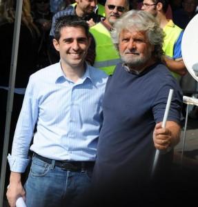 M5s, incontro Beppe Grillo-Federico Pizzarotti forse venerdì 9 maggio