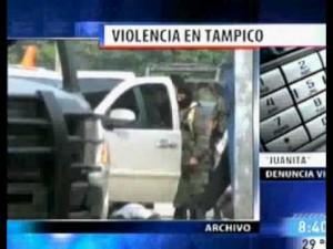 Messico, guerra fra narcos: trovati 7 cadaveri in un furgone a Tampico